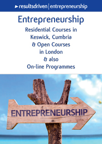 Download the Entrepreneurship Brochure