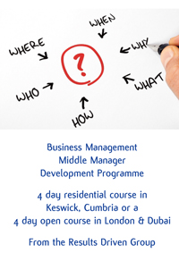Download the Business Manager - Middle Manager Brochure