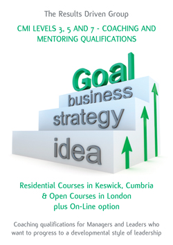Download the CMI Coaching and Mentoring Qualifications Brochure