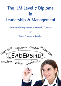 ilm level 5 in leadership and management The ilm level 5 diploma in leadership and management has been designed to for practising or aspiring middle managers available online - find out more.