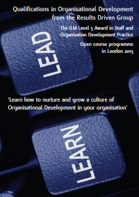 Organisation Development Practice Brochure